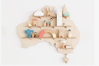 This Is How an Aussie Model Decorates a Family Home—and It's So Cool - Photo 16 of 19 - One Two Tree My Treasure Board Australia ($149)