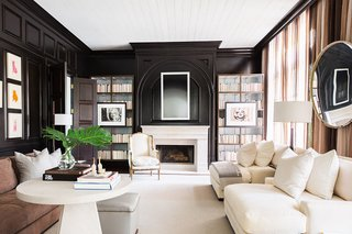 9 Home Libraries We All Want to Curl Up in This Weekend - Photo 3 of 18 - PHOTO: Alyssa Rosenheck
