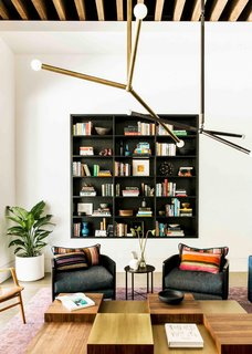 9 Home Libraries We All Want to Curl Up in This Weekend - Photo 11 of 18 - PHOTO: Katie Martinez Design
