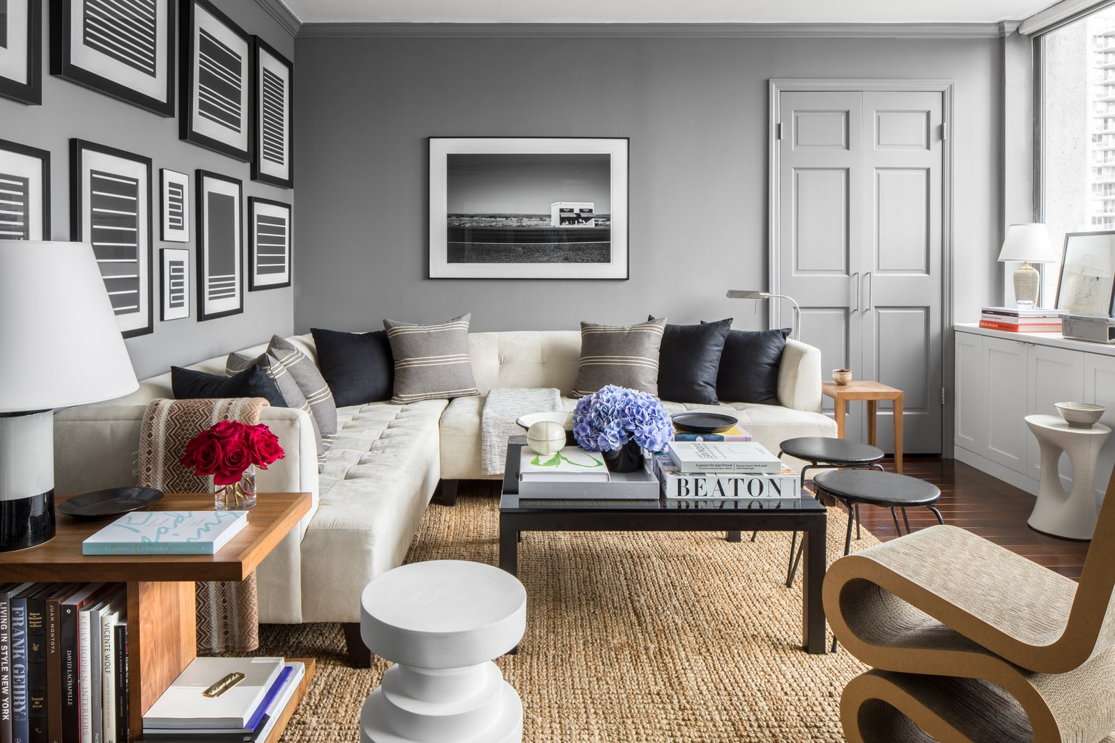 Photo 1 of 7 in This Is How an Interior Designer Transformed Her Manhattan Office—We Want In