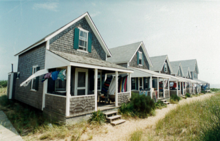 The Inspiration: Corn Hill Cottages in Truro, Cape Cod