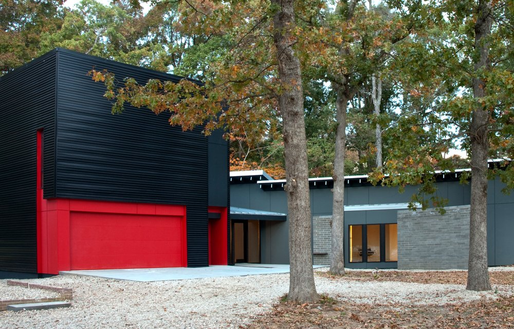 Woung House by Dialect Design