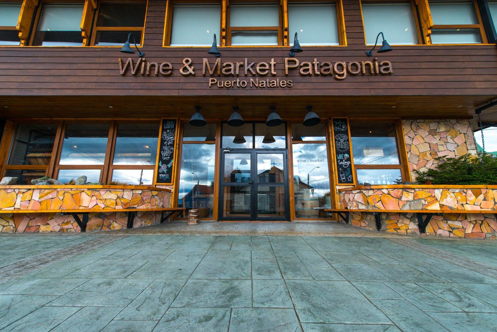 WINE BAR & MARKET PATAGONIA