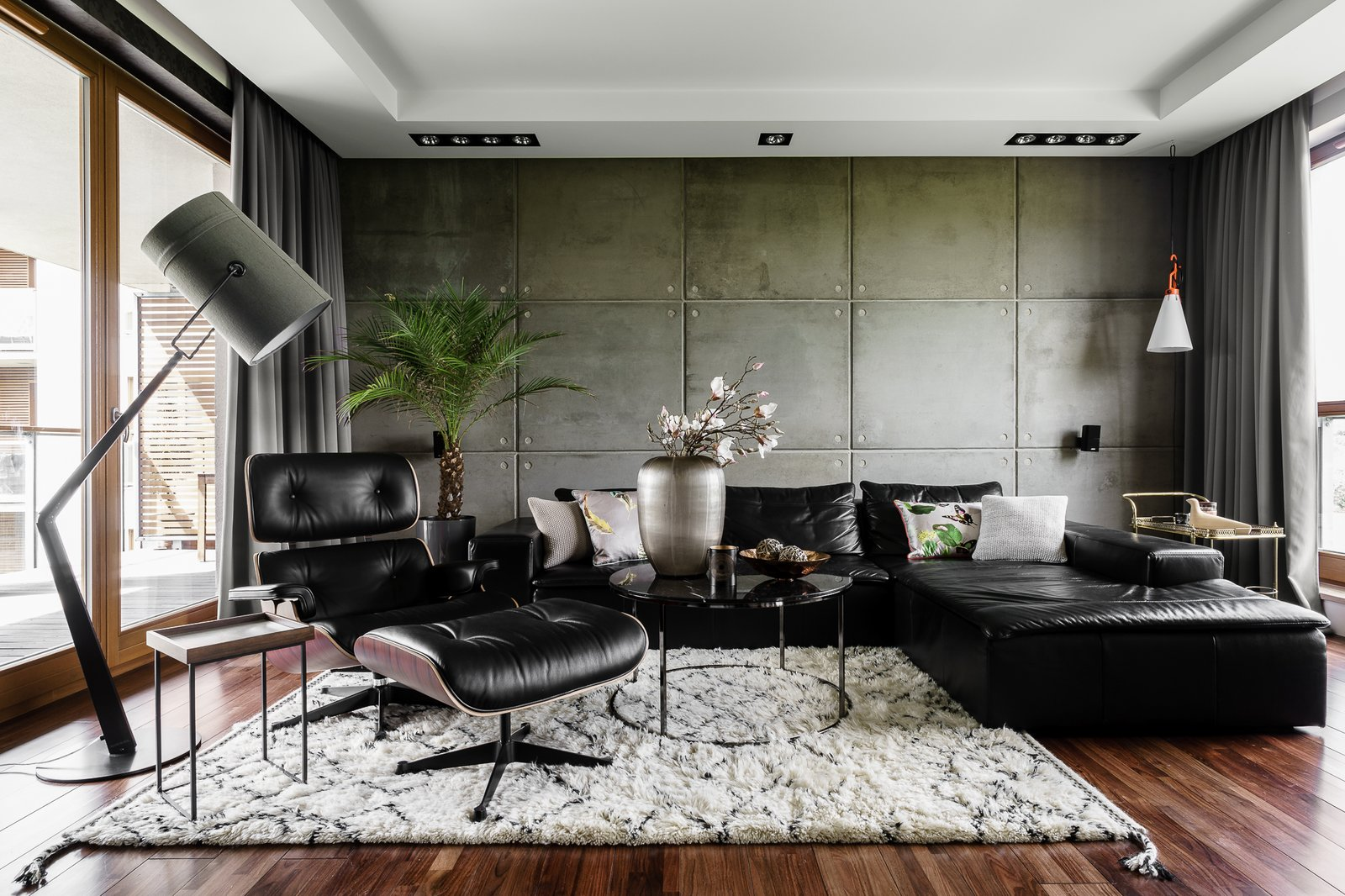 Eclectic APARTMENT & Eclectic APARTMENT Modern Home in Gdańsk pomorskie Polska by ...