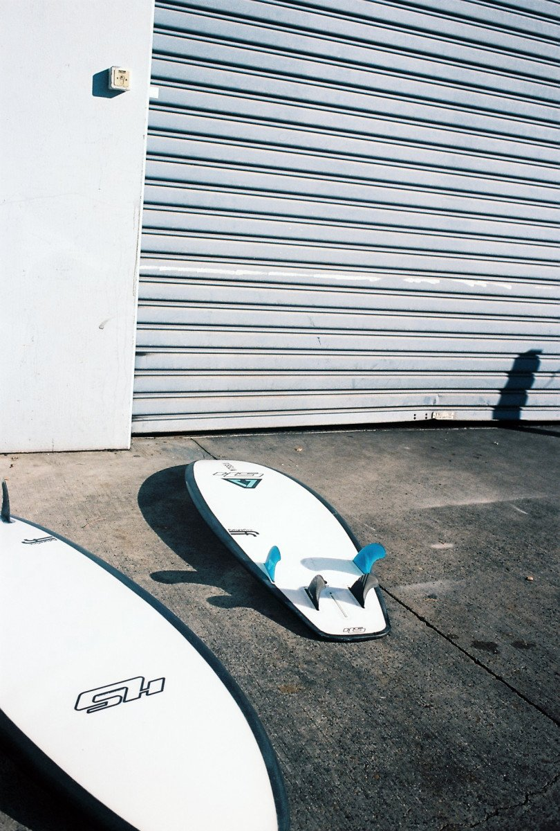 Photo 2 of 21 in How Hayden Cox's high-tech surfboards are shaking up the industry