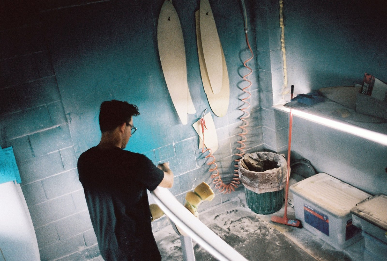 Photo 19 of 21 in How Hayden Cox's high-tech surfboards are shaking up the industry