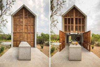 La Casa Pequena in Oaxaca, Mexico
