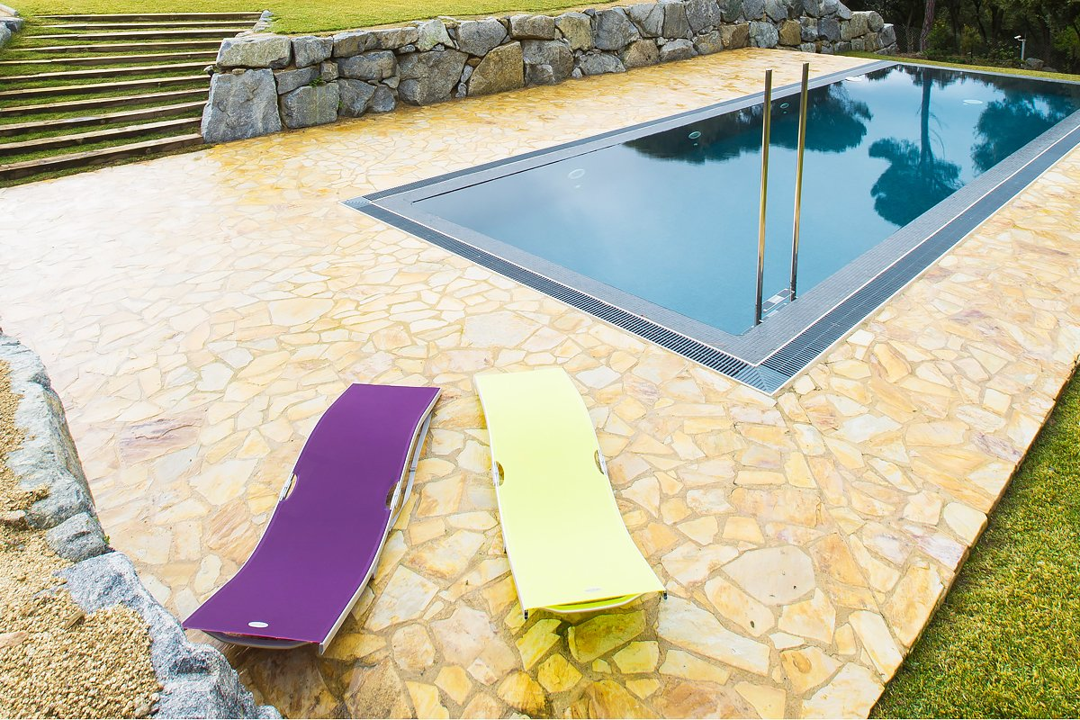 Outdoor, Large Pools, Tubs, Shower, and Back Yard  Barcelona Sanctuary