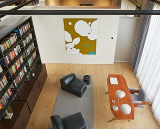 A Knitting Mill in San Francisco Becomes an Unbelievable Loft For Two Art Collectors - Photo 13 of 13 -