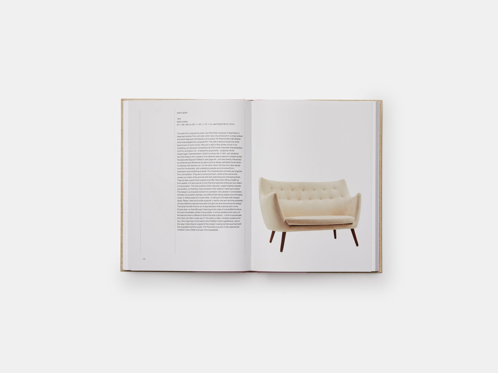 Finn Juhl monograph Christian Bundegaard