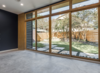 Modern home with Living Room, Recessed Lighting, and Concrete Floor. Photo 11 of Richardson House