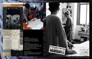 curio 6: behind the scenes - Photo 4 of 6 -