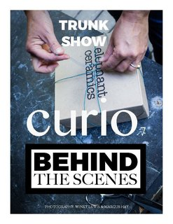 curio 7: behind the scenes - Photo 1 of 6 -
