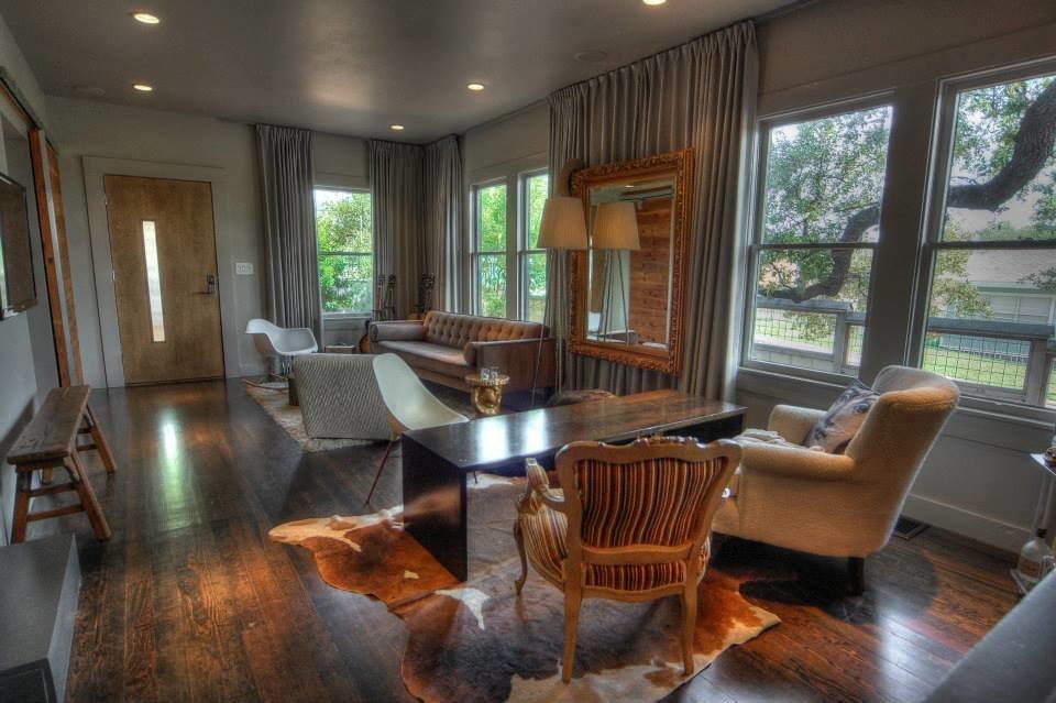 NEWTON House Austin Texas