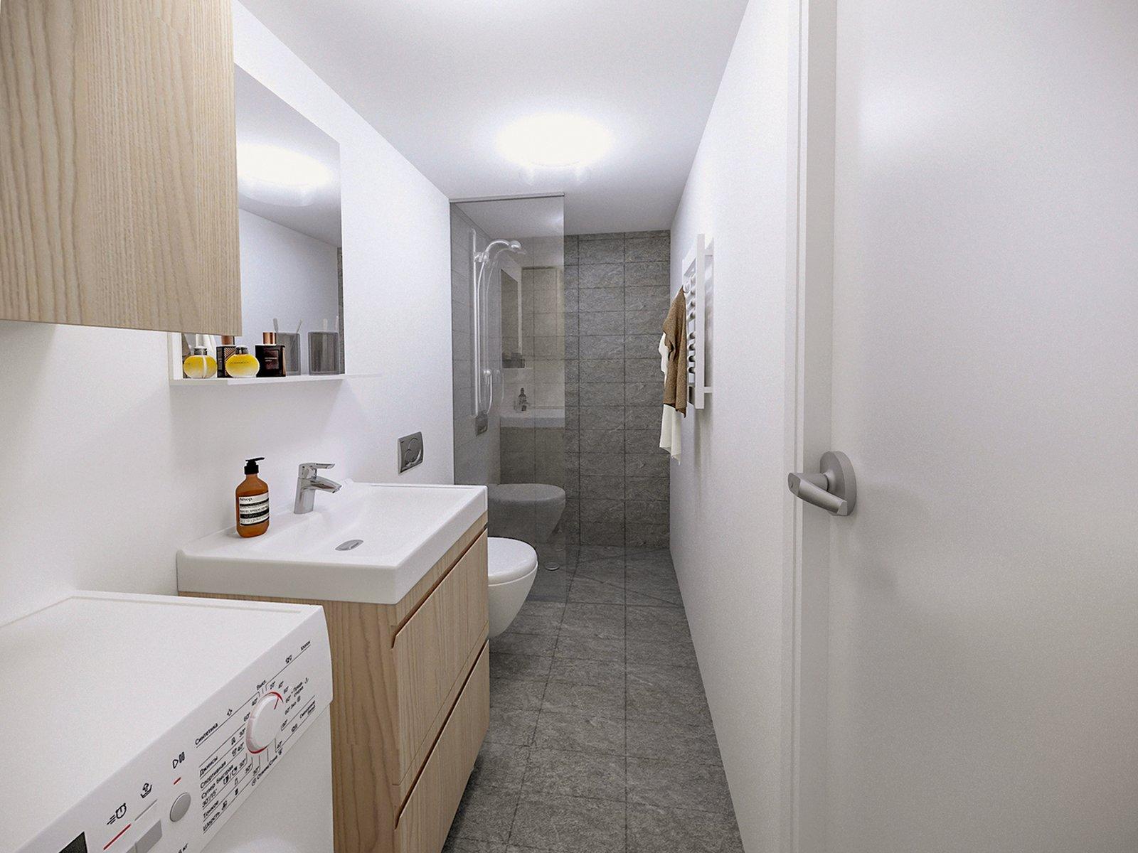 Bath Room  Prefab houses in Sweden