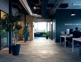 Bakken & Bæck's Oslo Offices