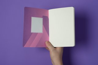 Baron Fig Launches Infinity—a Limited Edition Vanguard Notebook - Photo 2 of 3 -