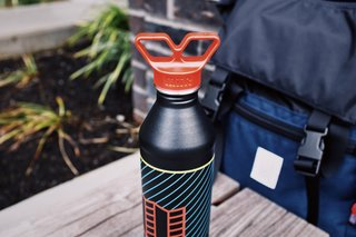 Some Urban-Friendly Gear from Topo Designs - Photo 1 of 3 - The Topo Designs x Miir water bottle is an essential to stay hydrated at your desk, on a walk or while traveling to and fro.