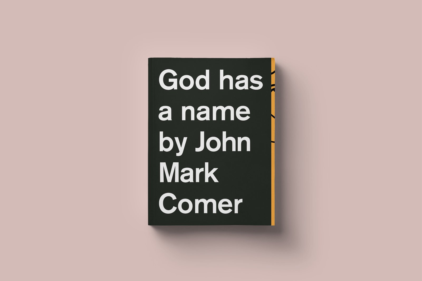 Portland Author John Mark Comer Explores the Ancient Meaning of God's Name