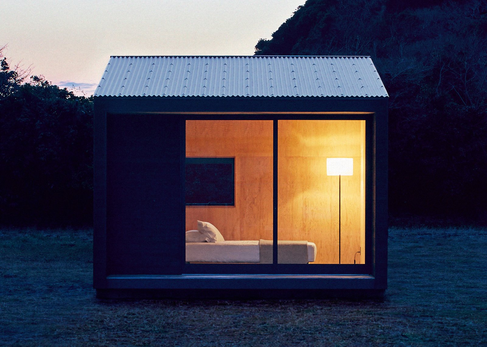 Photo 7 of 7 in The Muji Hut is a Masterful Take on Minimalism