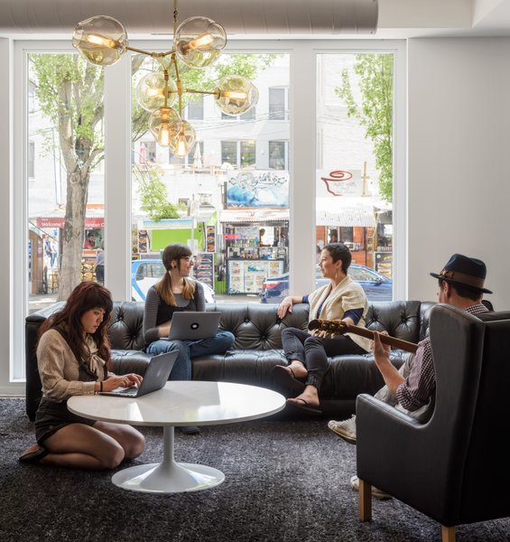 Well-designed spaces are all about people—creating places for coworkers to connect and be the best versions of themselves.