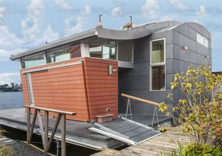 Lake Union Floating Home #4