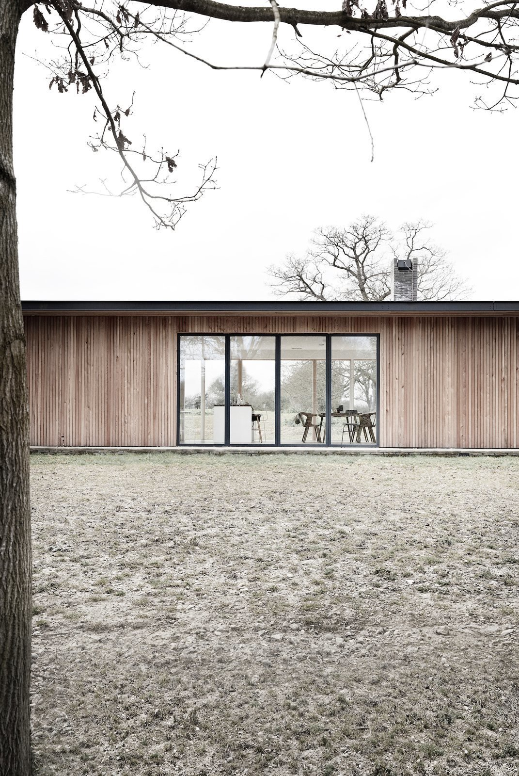 Reydon Grove Farm by Norm.Architects. Photo by Jonas Bjerre-Poulse.  Photo 6 of 12 in Spotlight on Multidisciplinary Danish Design Studio, Norm Architects from Architecture