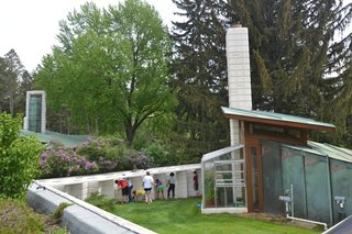 Students Invest their Time to Maintain Local Mid-Century Modern National Historic Landmark - Photo 4 of 5 -