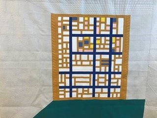 Alden B. Dow Inspired Modern Quilt to be auctioned for educational programming