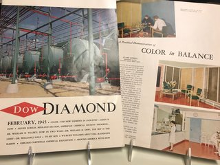 Highlights from the  Alden B. Dow Home & Studio Book Collections – Books on Color - Photo 1 of 4 -