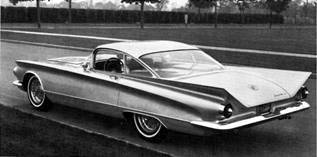 Innovation and inspiration were critical in the futuristic designs being produced in Michigan.