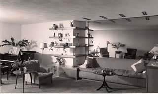 The Calvin A. Campbell Residence by Alden B. Dow - Photo 3 of 5 -