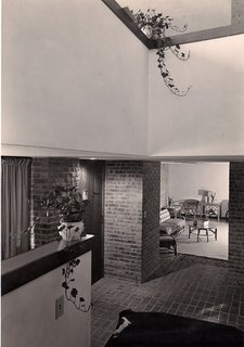 The Calvin A. Campbell Residence by Alden B. Dow - Photo 5 of 5 -
