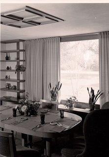 The Calvin A. Campbell Residence by Alden B. Dow - Photo 4 of 5 -