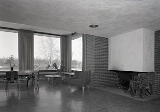 Northeast Intermediate School, Midland, Michigan by Alden B. Dow - Photo 4 of 5 -
