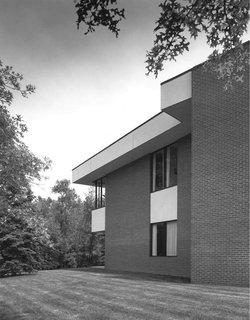The Midland Macromolecular Institute by Alden B. Dow - Photo 1 of 5 -