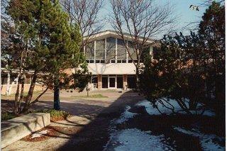 Regina Catholic Girls High School by Alden B. Dow - Photo 1 of 4 -