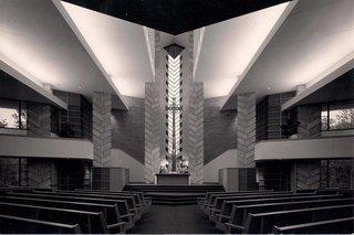 First Presbyterian Church of Dearborn, Michigan by Alden B. Dow - Photo 1 of 6 -