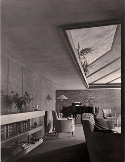 The Oscar Diehl Residence by Alden B. Dow - Photo 4 of 4 -
