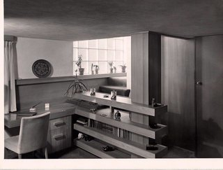 The Oscar Diehl Residence by Alden B. Dow - Photo 2 of 4 -