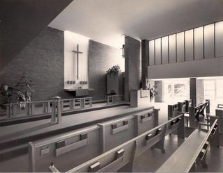 Messiah Lutheran Church by Alden B. Dow - Photo 2 of 3 -