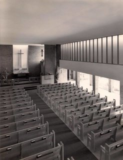 Messiah Lutheran Church by Alden B. Dow - Photo 3 of 3 -