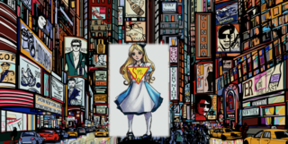 Allison Bishop: The Adventure of  Alice and the Encrypted Message