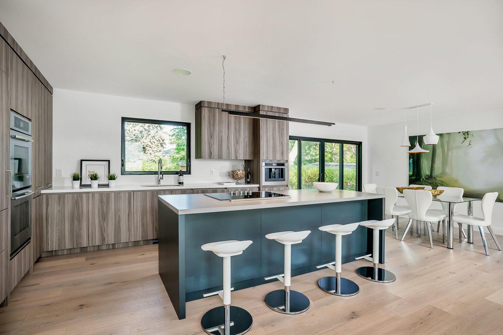 Kitchen  Modern Renovation