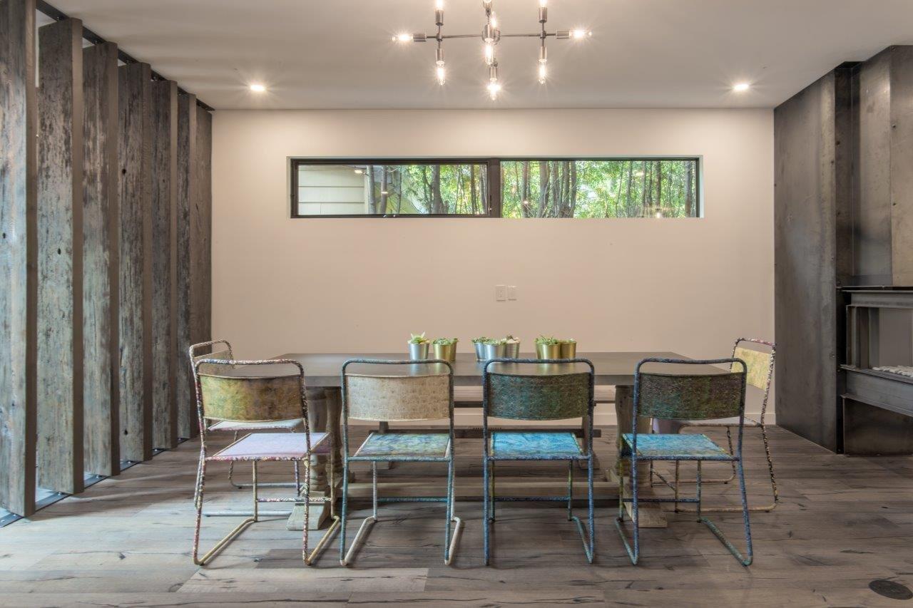 Dining Room  Modern Architectural Design
