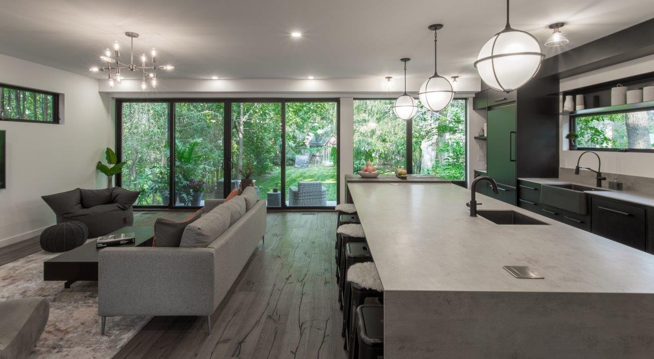 Kitchen  Modern Architectural Design