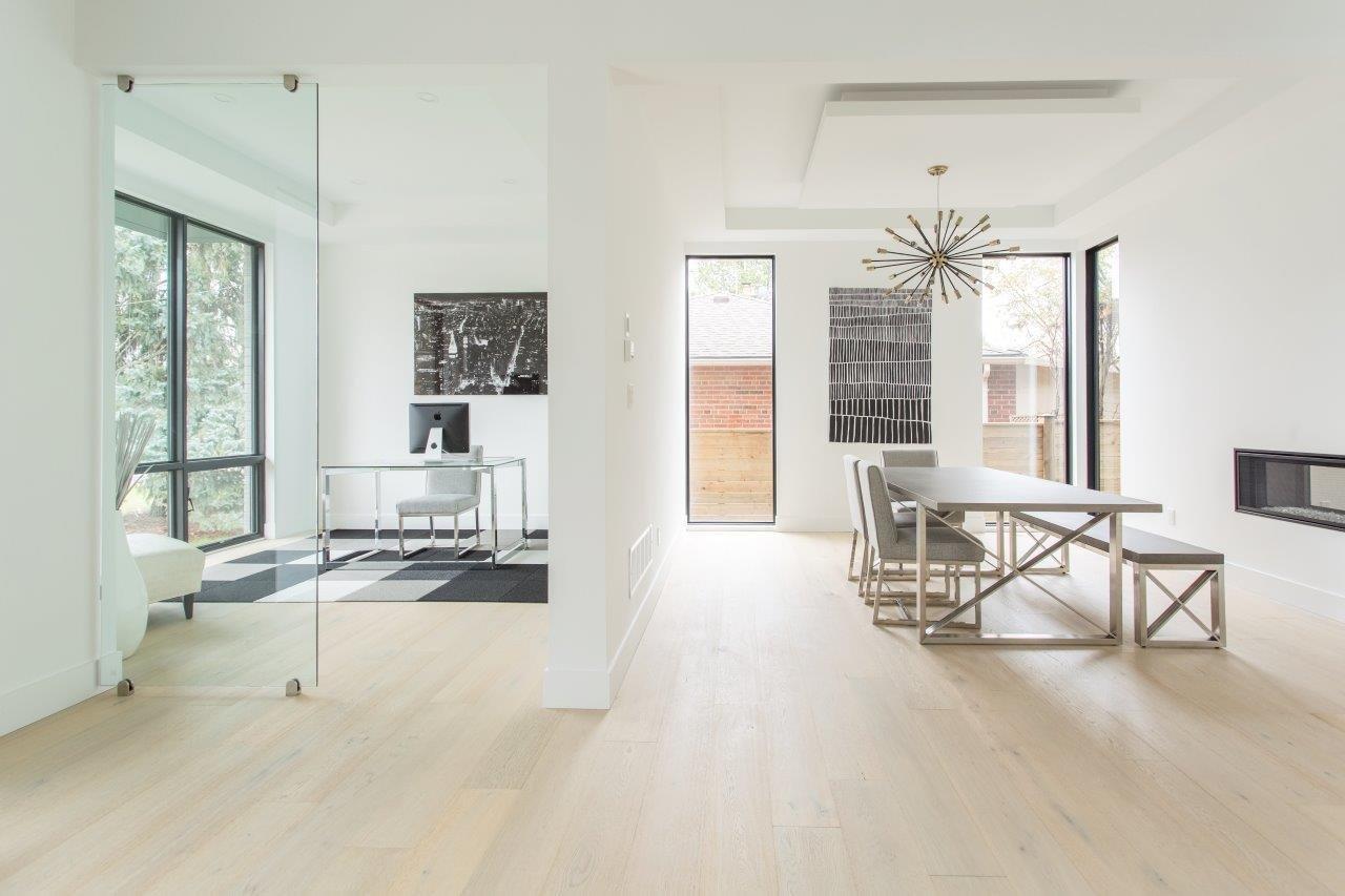 Open Concept Modern Living