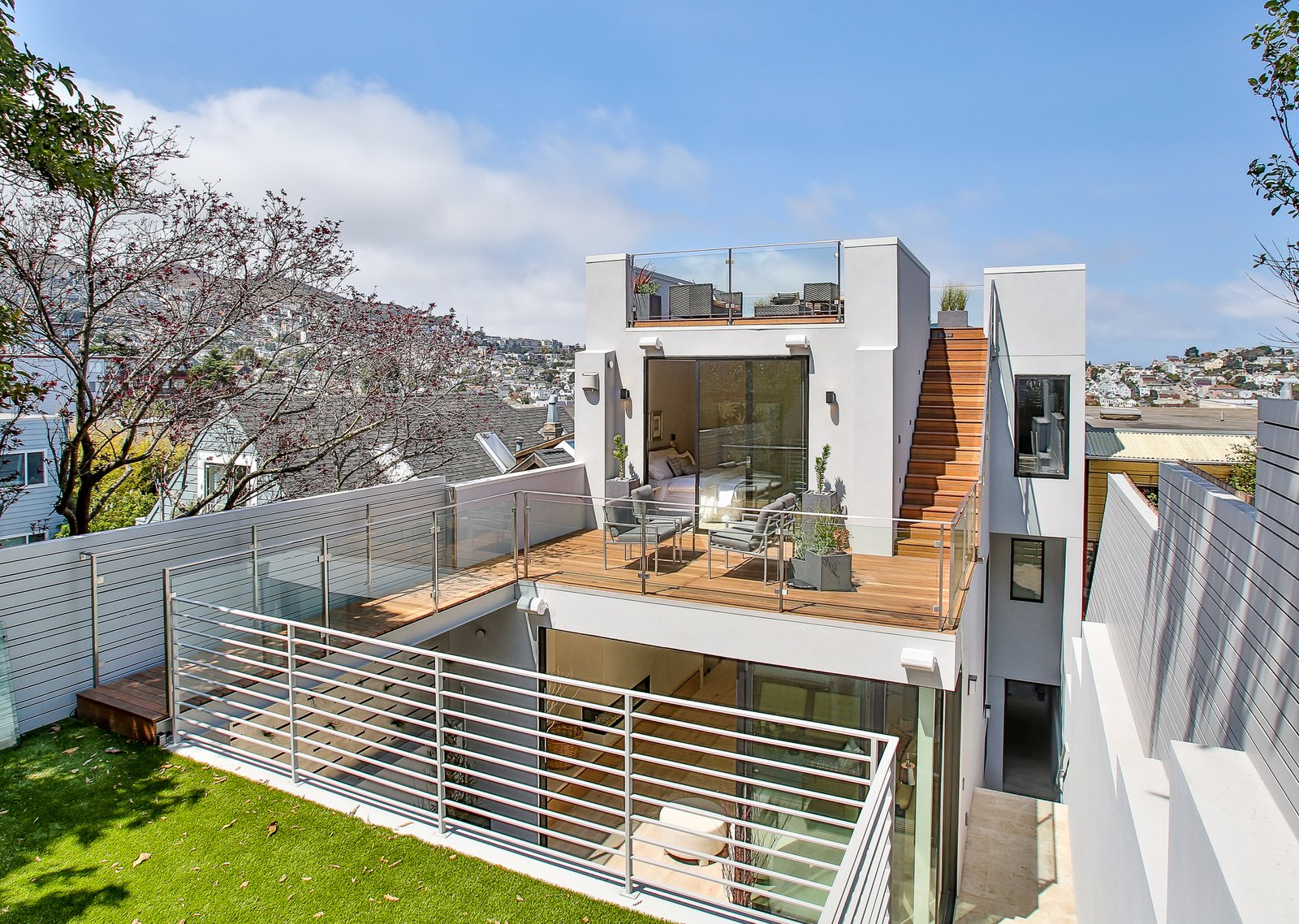 Noe Valley Residence by Martinkovic Milford Architects
