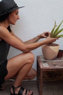 Put a Plant on It | DIY Painted Terra Cotta Pots - Photo 8 of 8 -