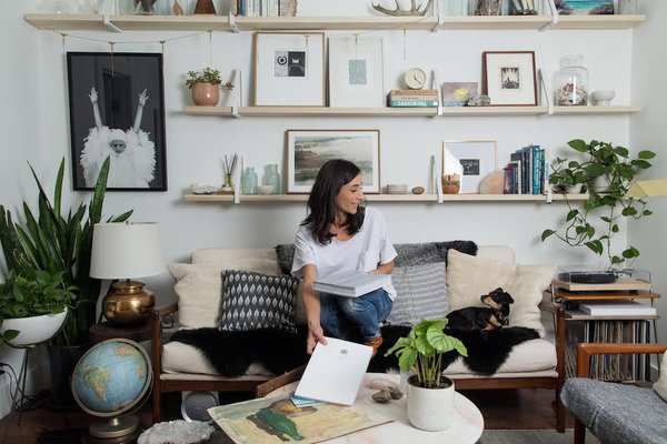 Backed Into a Small Corner   Tiny Home Hacks From a Design Expert
